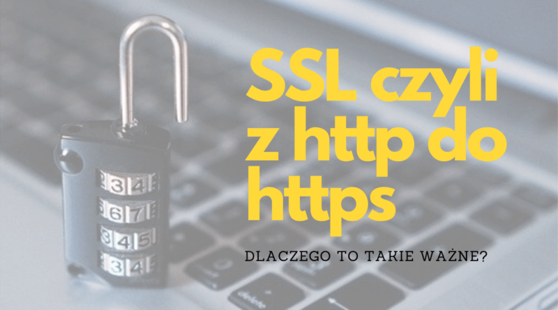 HTTP czy HTTPS?