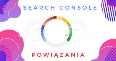 Jak połączyć usługi Google w Search Console?